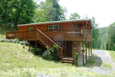 Bear_Necessities - Shenandoah - Zomerhuis/Cottage