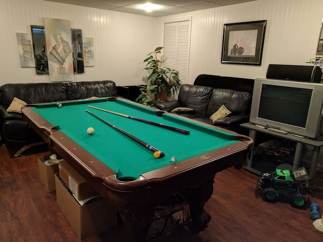 Large Basement Suite in Livonia, MI - Livonia