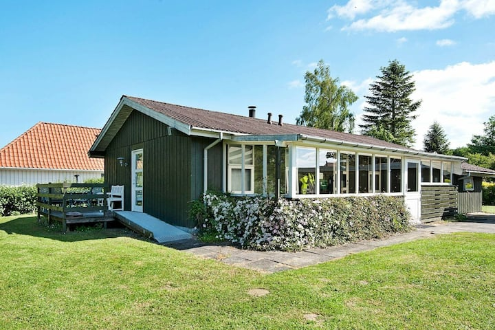 Lovely Holiday Home in Juelsminde with Garden