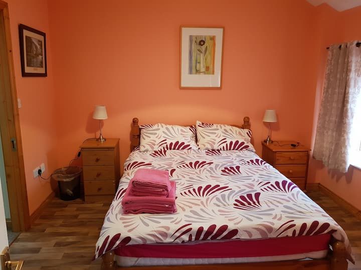 Paddy Ensuite Double room in the Heart of Galway 3
