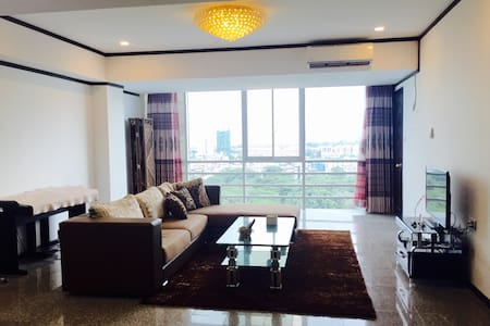 Easy access to anywhere in Yangon - Yangon - Apartment