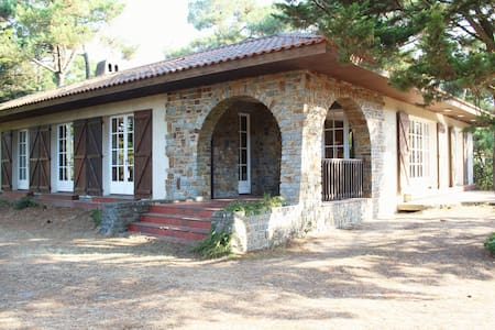 Grande villa de caractère en face de la mer - Saint-Brevin-les-Pins - Дом