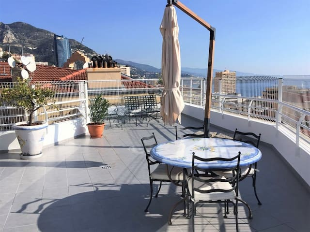 Cozy apartment 5 min from Casino - Beausoleil - Departamento