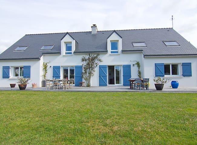 Maison double, 16 couchages - Saint-Philibert