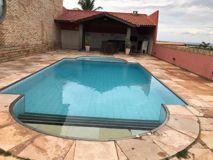 casa de Praia c/piscina