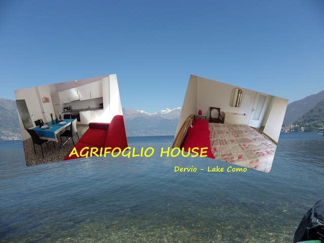 AGRIFOGLIO HOUSE (Holly House)