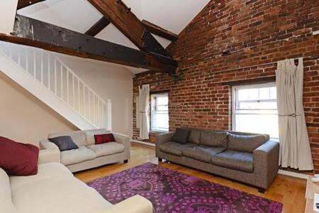 Beautiful Loft Conversion - Sheffield
