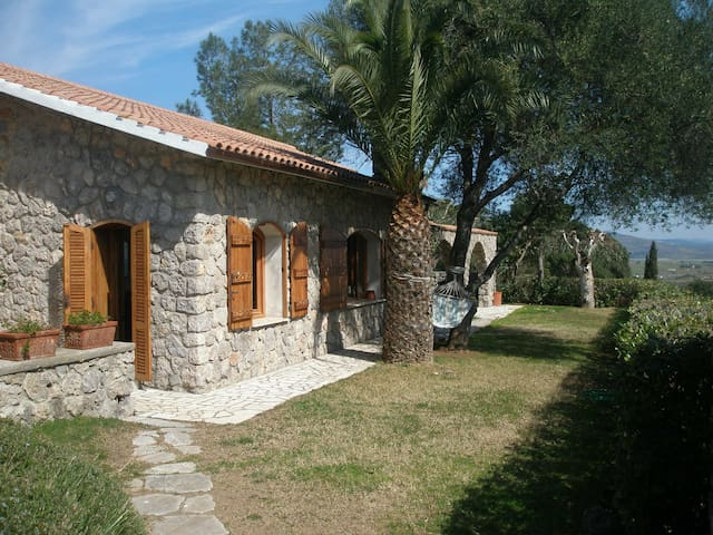 Villa La Sibarita - Ansedonia - 별장/타운하우스