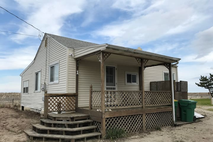 Cottage right on the beach (Pet Friendly)