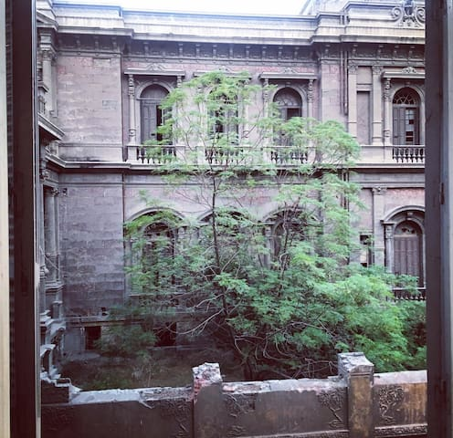 The perfect view to the palace room - Marouf - Apartment