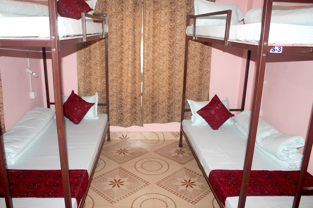 Drom  Beds with Bath Room