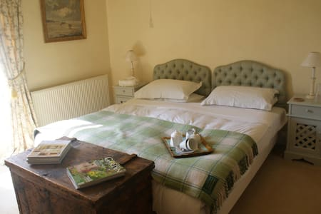Glorious Double Bedroom and Ensuite - Heacham - Pousada