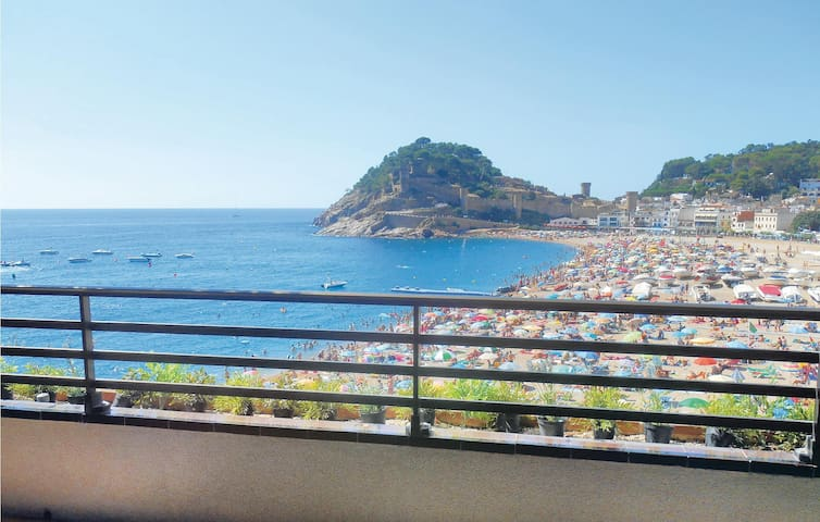 Holiday apartment with 3 bedrooms on 118m² in Tossa de Mar