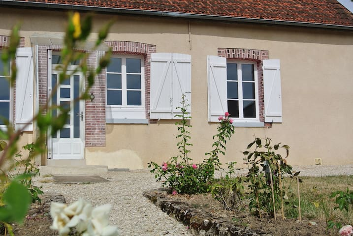 Charmant gîte au coeur du vignoble champenois - Beaunay - Huis