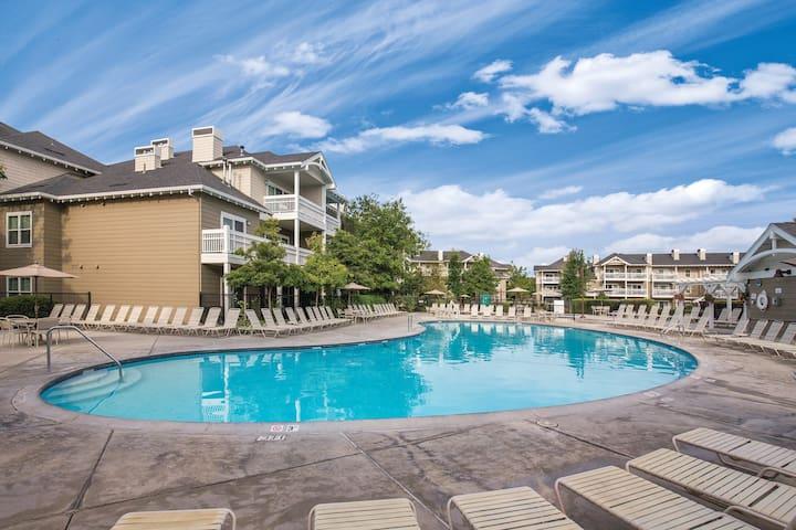 BEAUTIFUL Windsor Resort - Spacious 1 Bedroom Unit