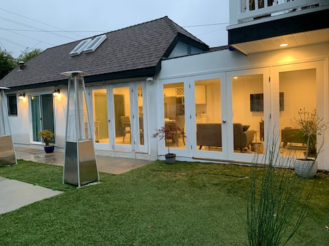 Brand new private pool house-historic area of Pas.