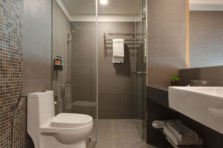 Double room with balcony - EG住宿南投  - Nantou City - Hus