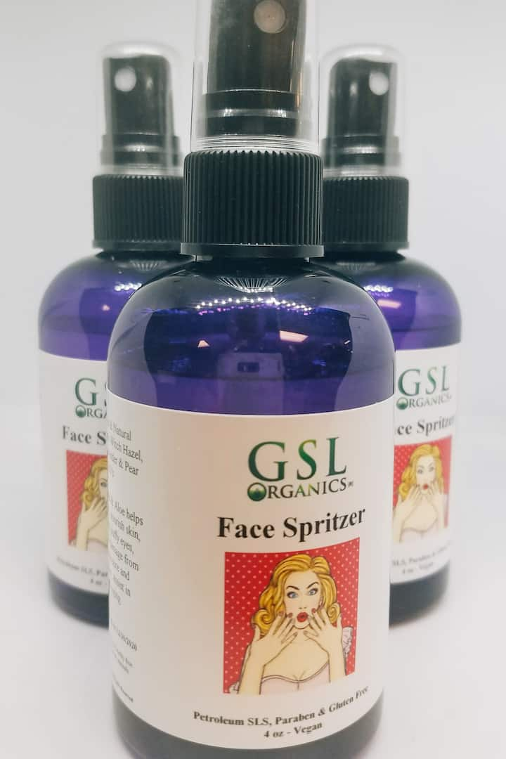 Face Spritzer for you skin type
