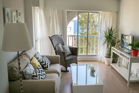 Stunning Sea View One Bedroom Apartment - Agios Tychon - Wohnung