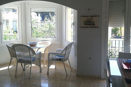Apartamento en Colera a 50 m playa ideal familias - Colera