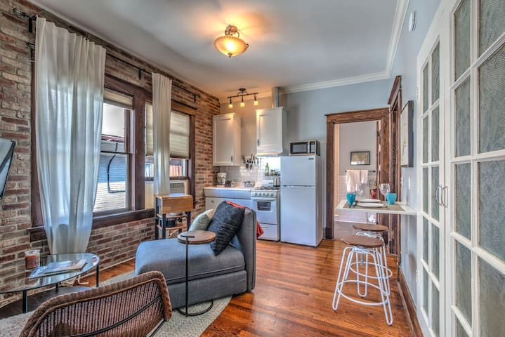 Classic woodwork & details in 1912 Colonial!
