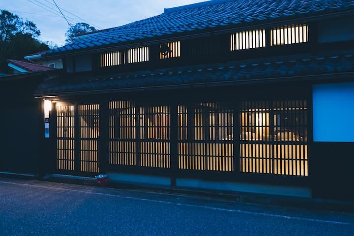 【至京都仅新干线19分钟】历久弥新的百年传统日式民宿,米原站车程16分钟
