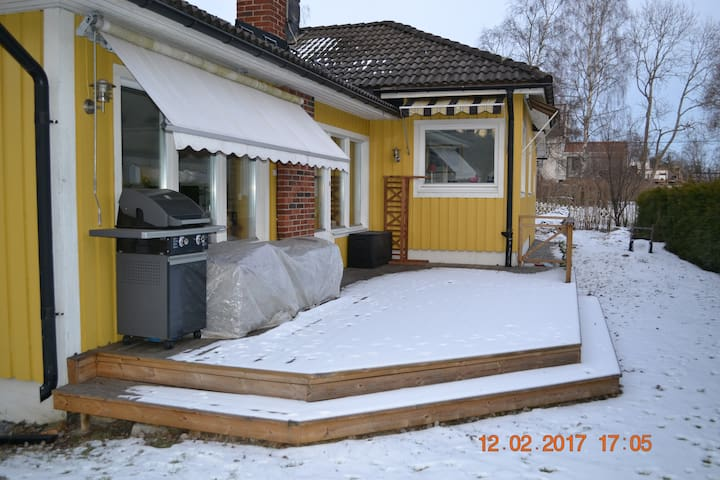 House, close to the city - Sollentuna