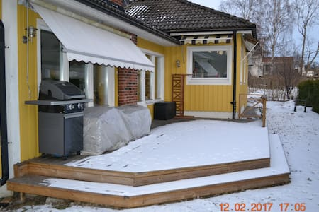 House, close to the city - Sollentuna - Casa