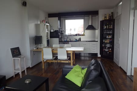 Two room apartment with balcony near city centre. - Breda - Apartment