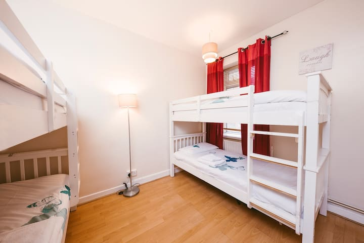 1 COMFY BED 4 shared room CENTRAL LONDON - 3