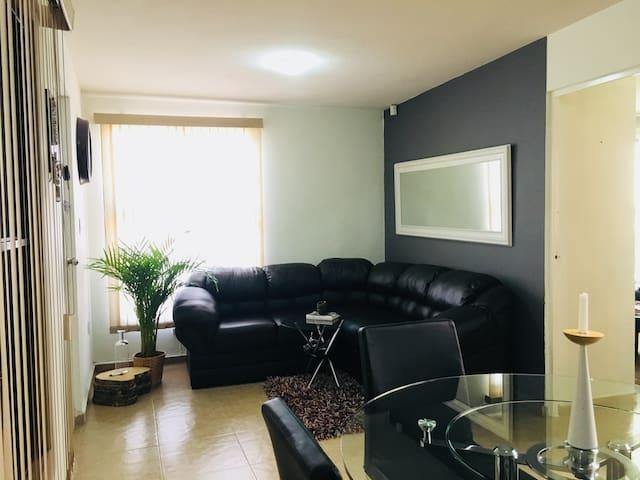Casa completa a 15 min del centro de San Luis
