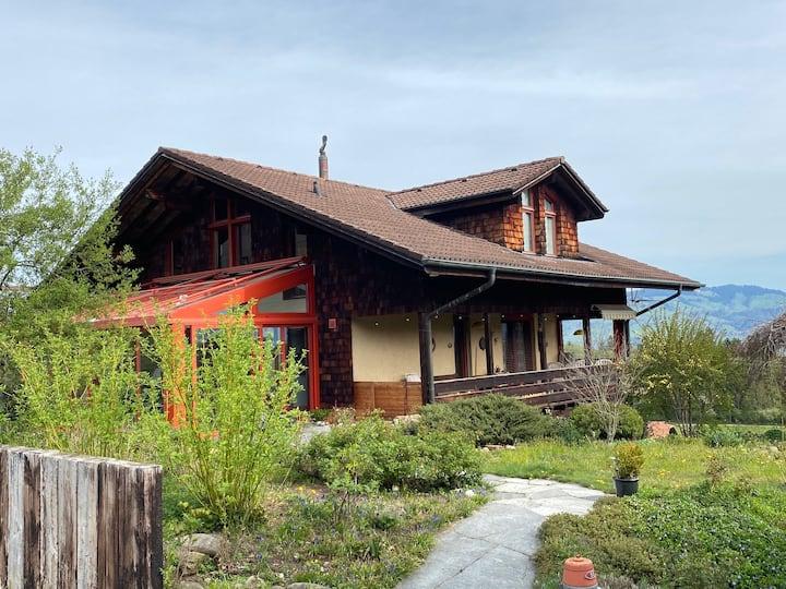 Chalet Mountain View - Erholung zw. See und Bergen