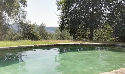 Casa da Laranjeira - villa com piscina privativa