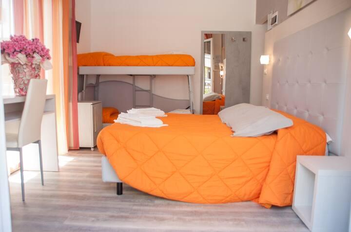 HOTEL MIRAGGIO - Camera matrimoniale con colazione