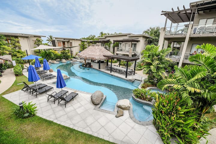 Fiji Denarau 5*resort 1.5br sleep 4 apartment (1C)
