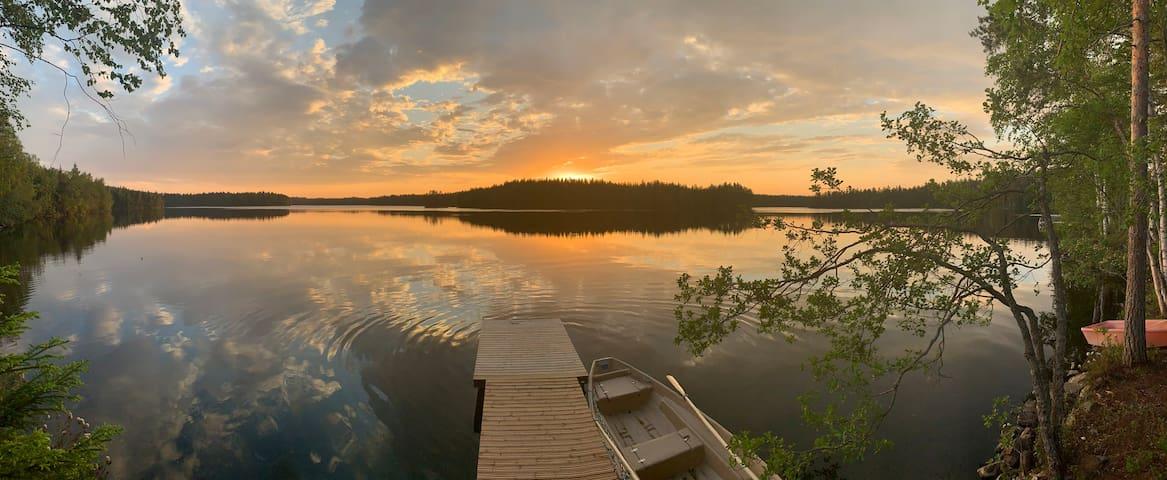 Villa Unique with Seductive Lake view
