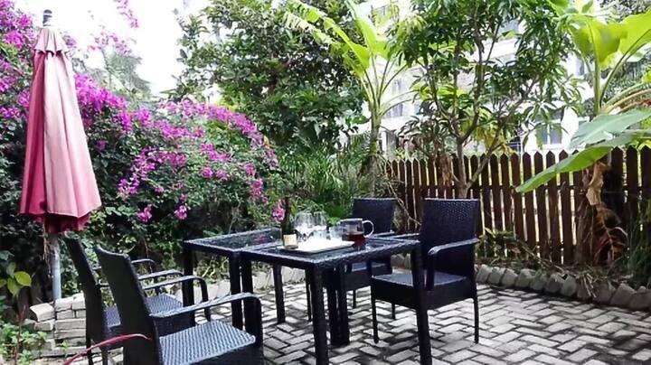 博鳌滨海大道两室两厅 入户花园