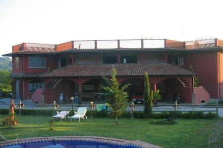 Villa Girasole - Toscany Sunflower - Pallerone - Villa