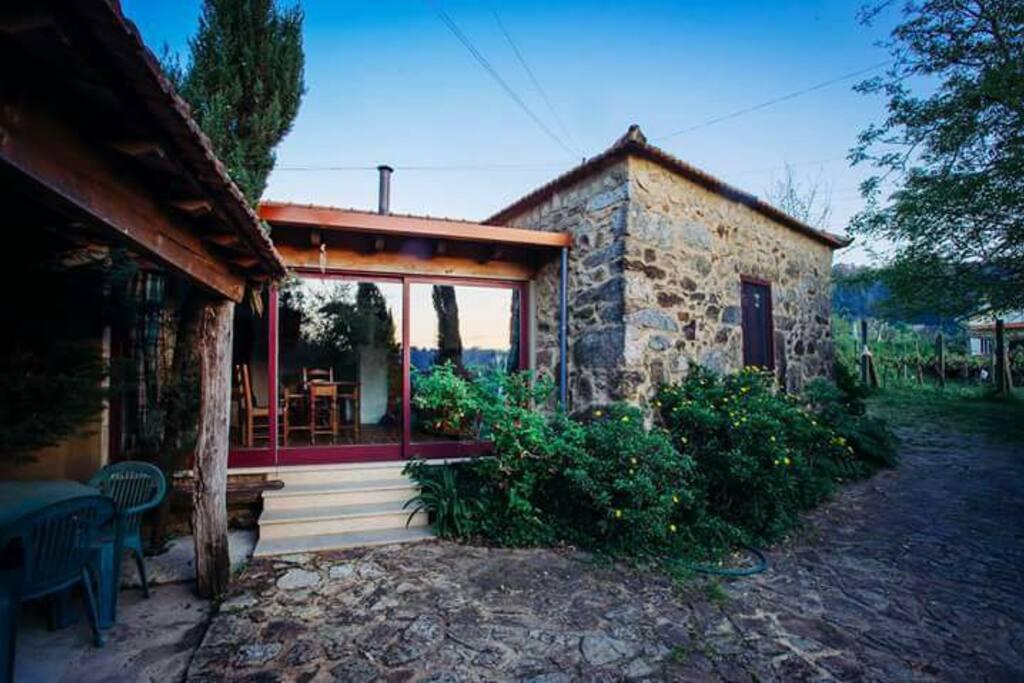 Casa Rústica em Quinta Agrícola