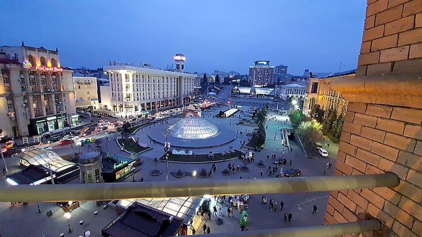 Самые видовые апартаменты в центре-ул.Софиевская 1