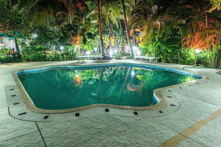 9 BHK Villa with a Pool in Alibaug