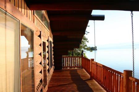 Flathead Lake Paradise - Lakeside