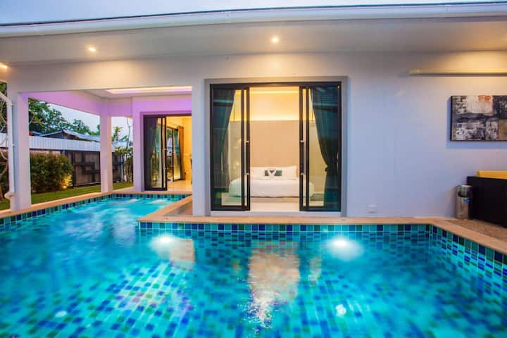 Duangtham Pool Villa  Tree Bed Room