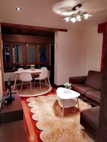 Acogedora casa en el valle Arratia