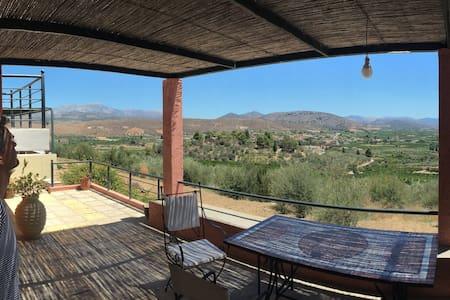 Home with stunning views near Nafplio - Asini - House