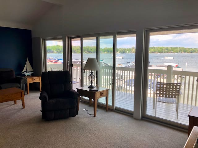 Lakeview Suite on Clarklake! Eagle Point Resort!