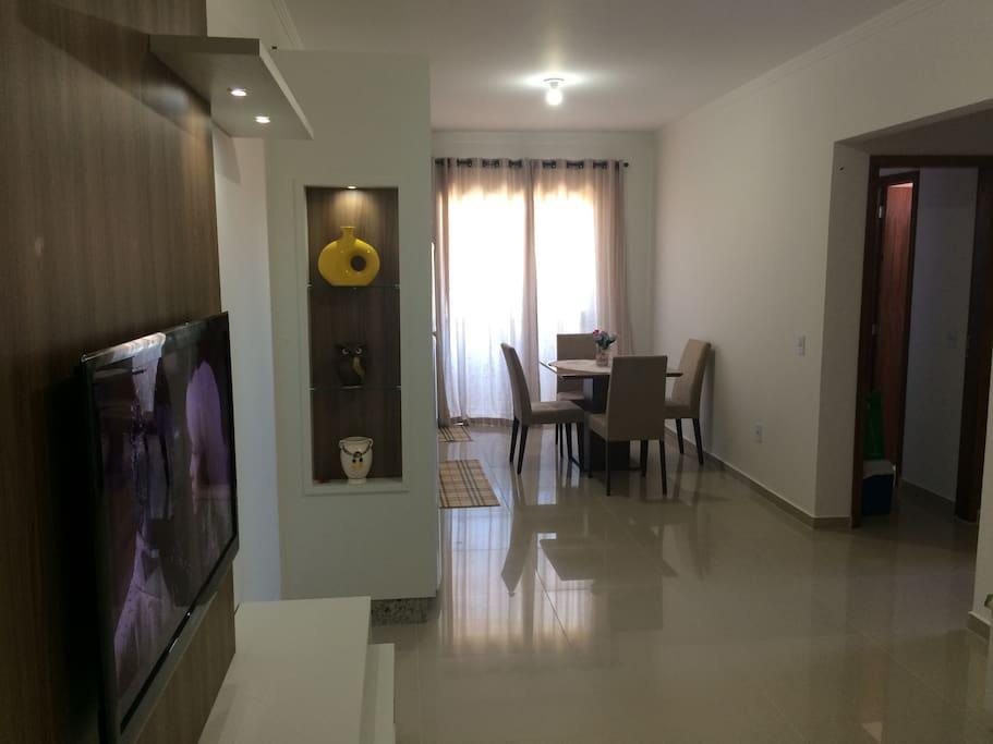 foto  mostrando a cozinha