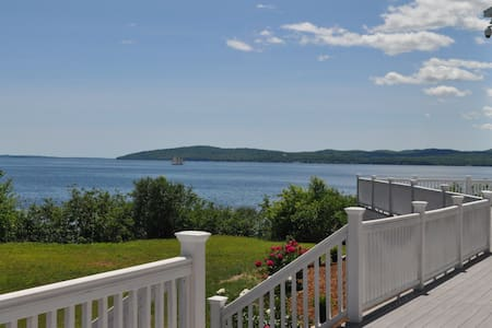 Portside Manor for Vacation or Wedding - Searsport