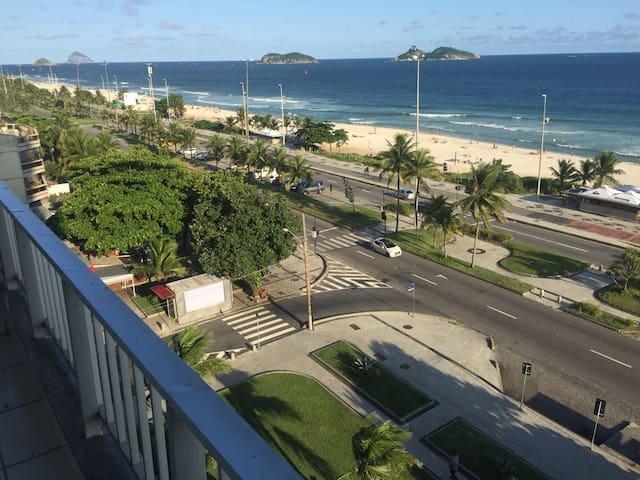 Cozy apartment with stunning view -Barra de Tijuca