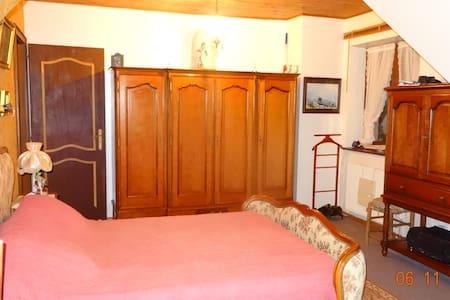 maison rose - Ammerschwihr
